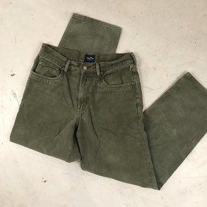 Tommy Bahama Indigo Palms Khaki Green Jeans